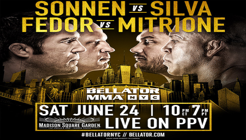 Bellator announces more fights for Madison Square Garden pay-per-view