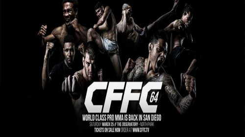 CFFC 64 results from The Observatory in San Diego, California