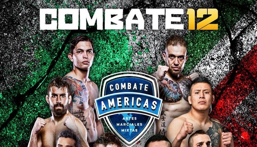 Combate Americas Announces Four Bouts For Tijuana, Mexico on March 30