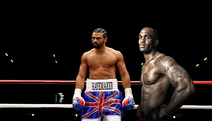 Boxer David Haye says UFC contacted him, Jimi Manuwa fight in discussion