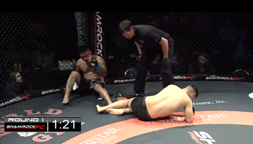 REWATCH: Double Knockout from Shamrock FC 285