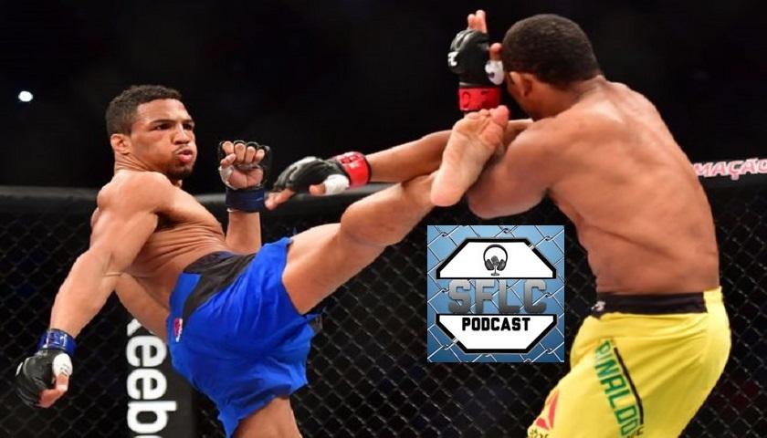 SFLC Podcast - Episode 221: Kevin Lee talks win over Francisco Trinaldo