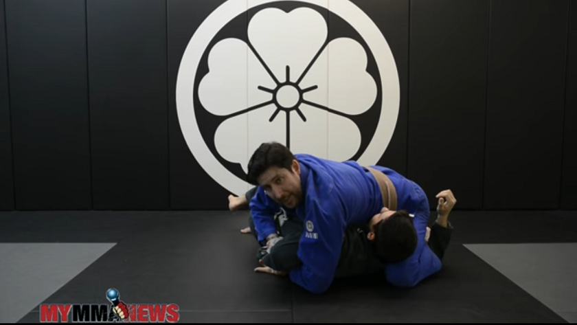 Technique of the Week - How to apply the Kimura