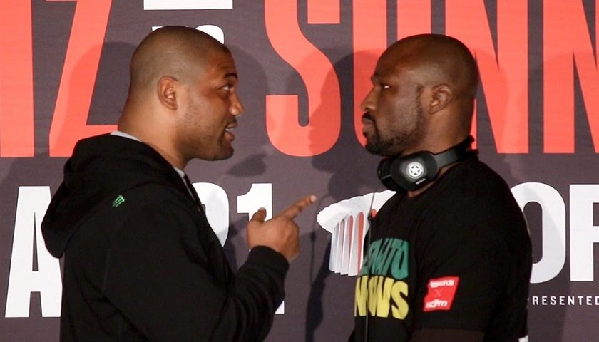 Bellator 175 results:  Rampage vs. King Mo 2