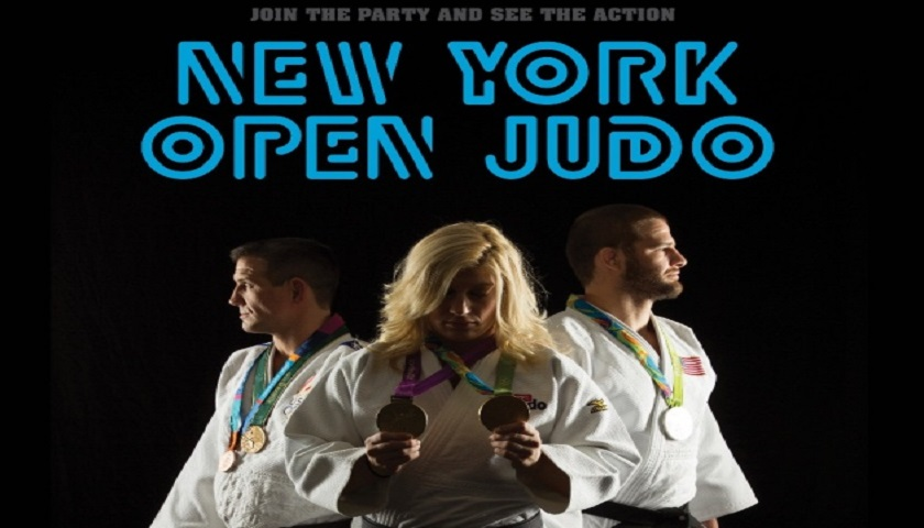 New York Open Judo Championship - Sunday, March 26