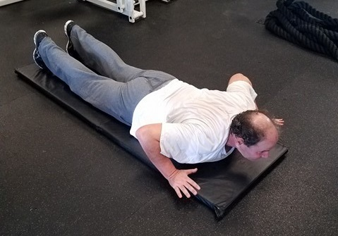 Hand Release Pushup