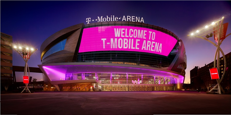 T-Mobile Arena to become Las Vegas home of the UFC
