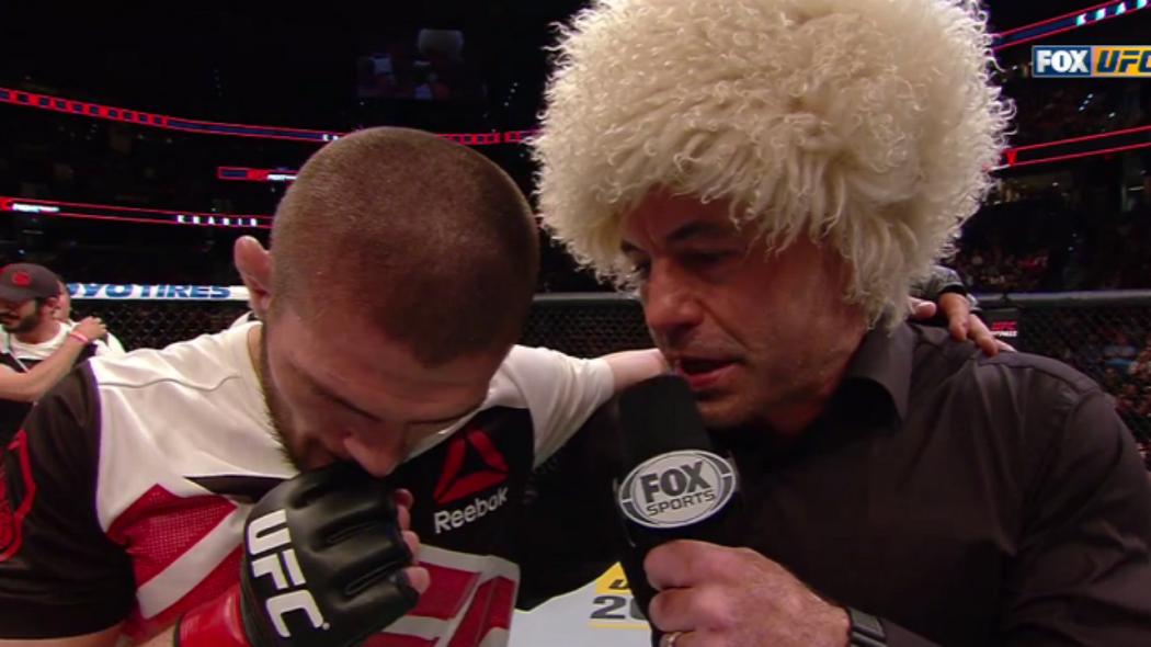 UFC 209: Khabib vs Ferguson - Joe Rogan Preview