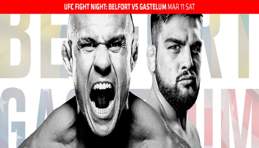 UFC Fight Night 106 results: Belfort vs. Gastelum
