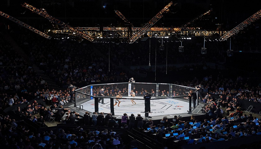 UFC announces cards scheduled for Scotland, Netherlands, and Poland
