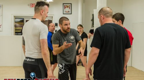 Jim Miller seminar at MMA Signatures MMA & BJJ Asylum in Stroudsburg, PA