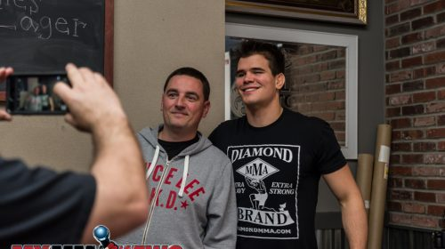 James Holzinger and Mickey Gall