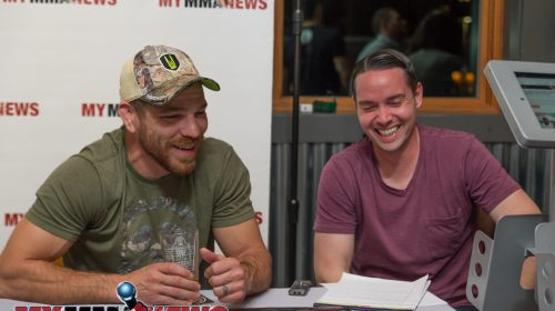 Tony Reid of Fighters Only and FloCombat interviews Jim Miller