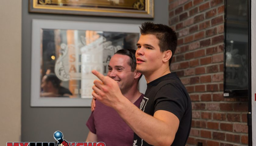 Mickey Gall responds to John Makdessi's injury claims, takes ownership