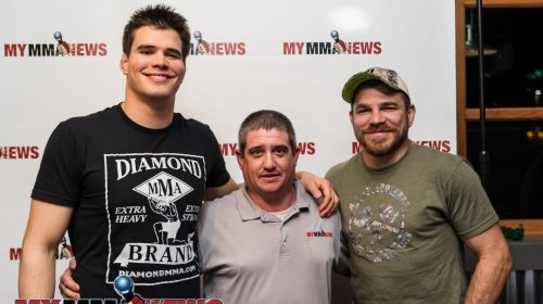 Mickey Gall, William McKee, and Jim Miller