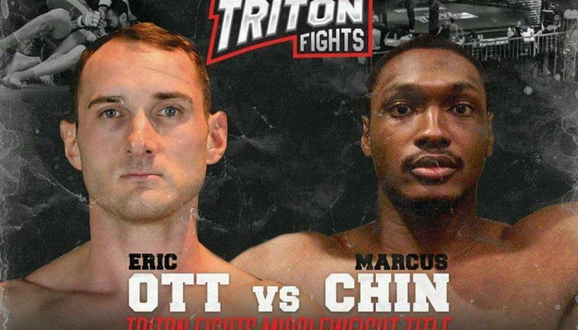 Interview – Triton Fights Middleweight Champion Eric Ott