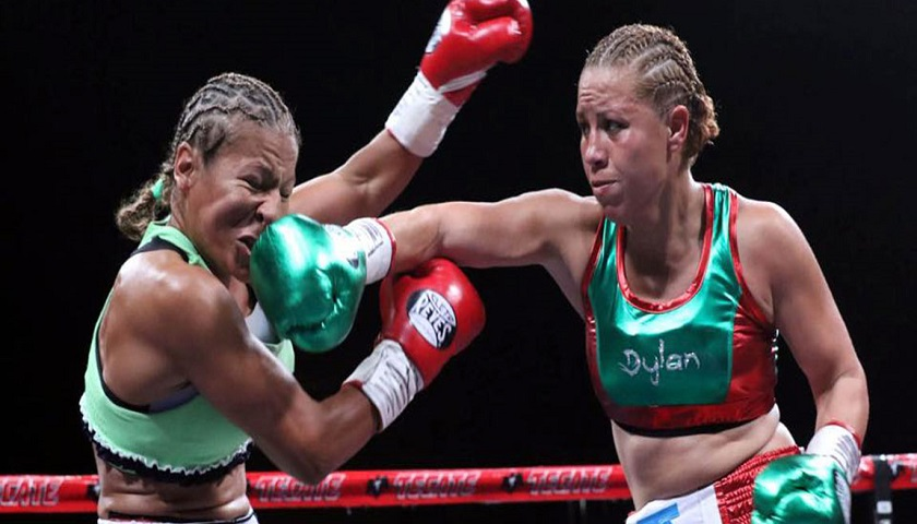 Female boxers to have option of three-minute rounds in New Jersey