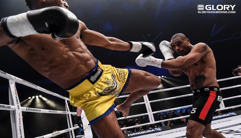 GLORY 40 results: Simon Marcus wins back gold with split decision victory