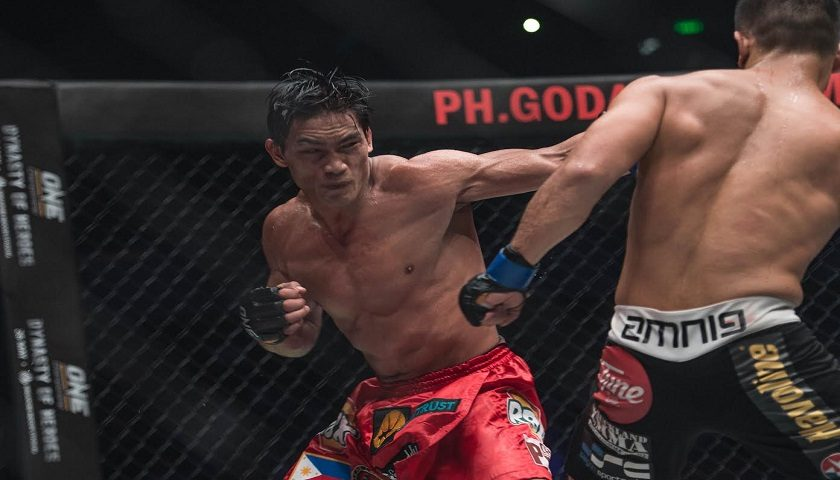 Eduard Folayang retains ONE lightweight title with win over Ev Ting