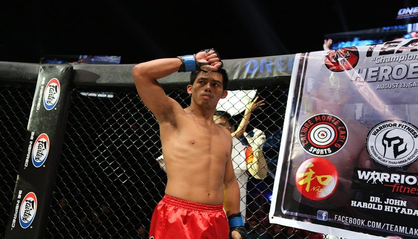 Honorio Banario takes on Jaroslav Jartim at ONE:  Kings of Destiny