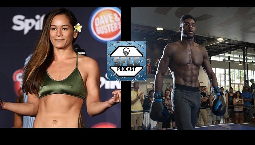 Aljamain Sterling and Ilima-Lei Macfarlane talk upcoming fights