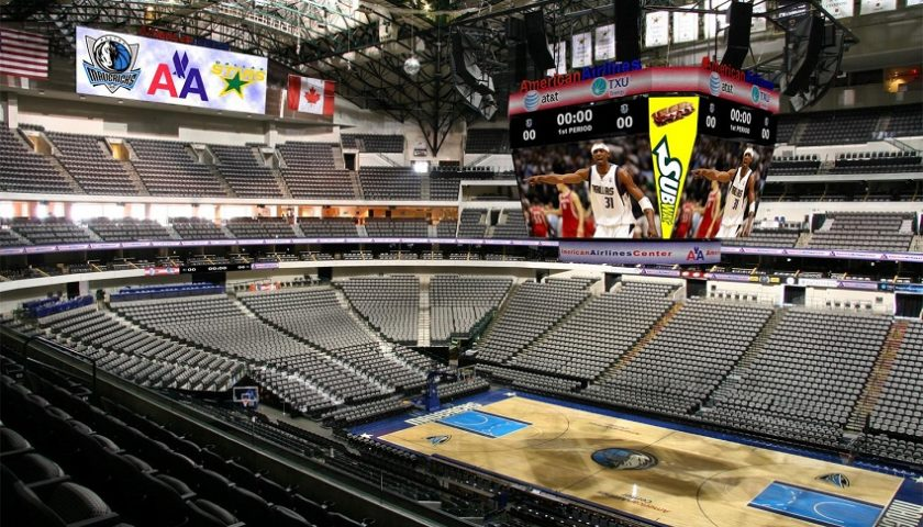 American Airlines Arena – Dallas