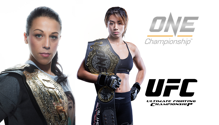 ONE Championship promoter wants champion vs. champion fight:  Angela Lee vs Joanna Jedrzejczyk