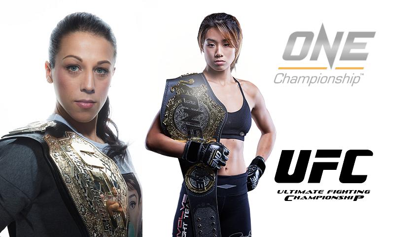 ONE Championship promoter wants champion vs. champion fight: Angela Lee vs Joanna Jedrzejczyk