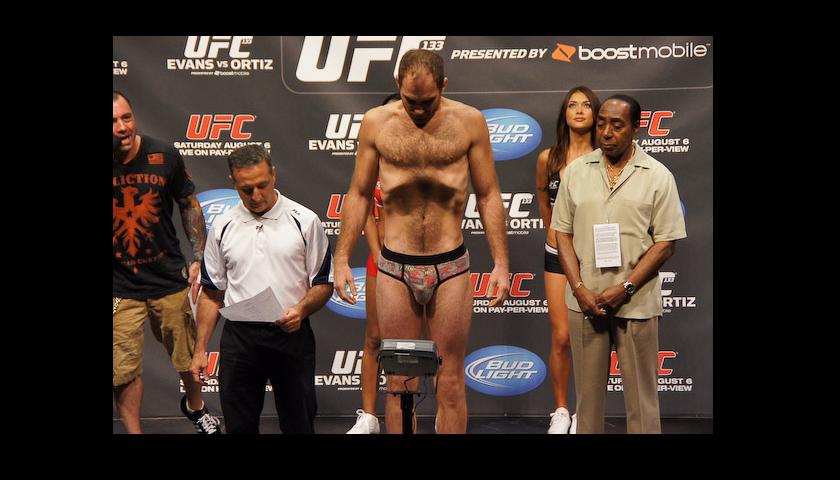Brian Ebersole takes leading role as Evolve MMA fight team head coach