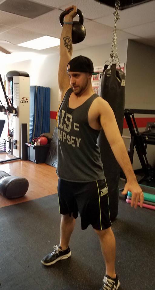 C-4 workout
