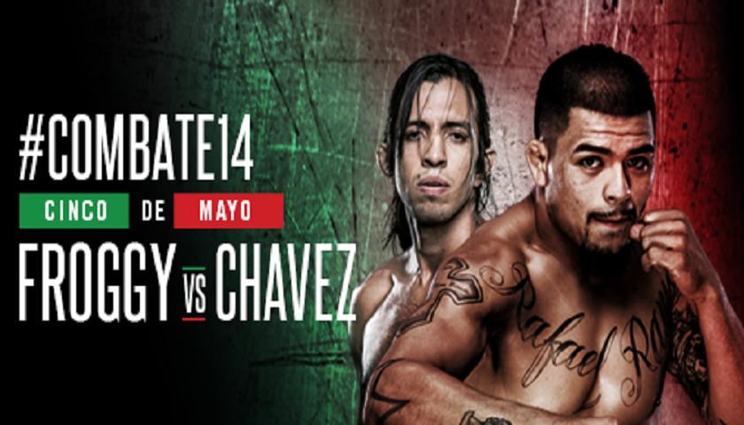 Combate Americas Announces Cinco De Mayo Fight Card For Ventura, Calif.