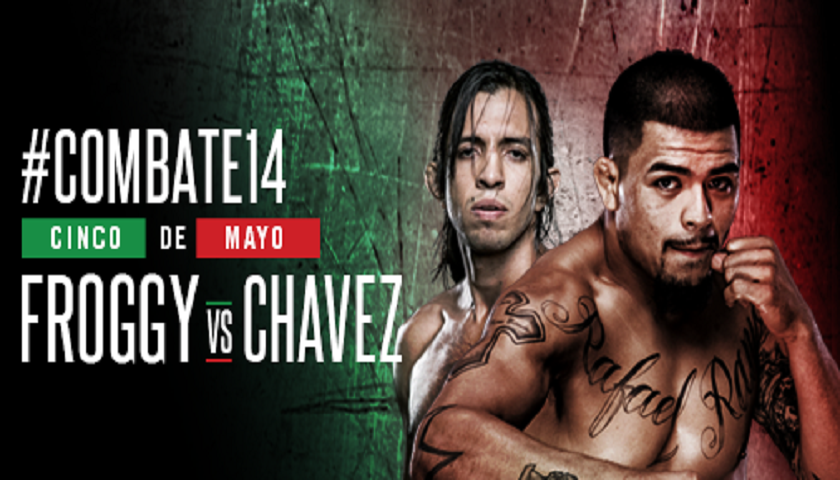 Combate Americas Announces Cinco De Mayo Fight Card For Ventura, Calif.