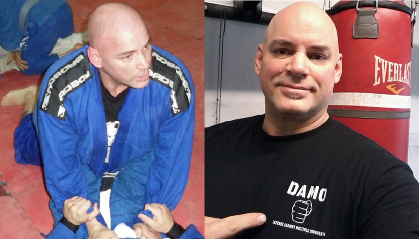 49-Year Old Combat Wounded Veteran Seeking First MMA Bout