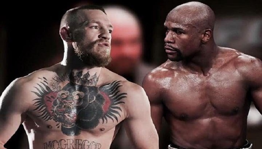 Conor McGregor vs Floyd Mayweather, boxing playbook