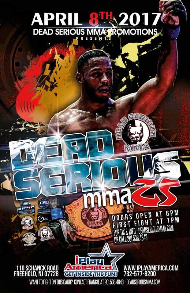 Dead Serious MMA