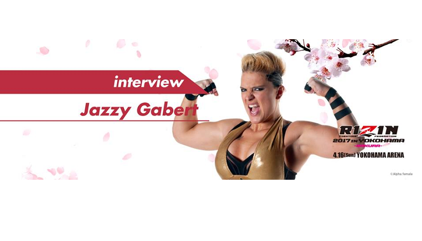Jazzy Gabert: Was hoping to fight Gabi Garcia, but unfortunately someone didn't sign the contract