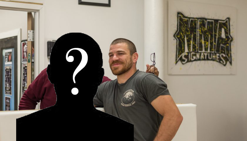 Unexpected guest drops in on Jim Miller seminar in Stroudsburg, PA