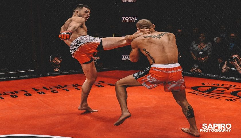 Julian Erosa to defend Lightweight Championship against former titlist Justin Harrington at CageSport 45