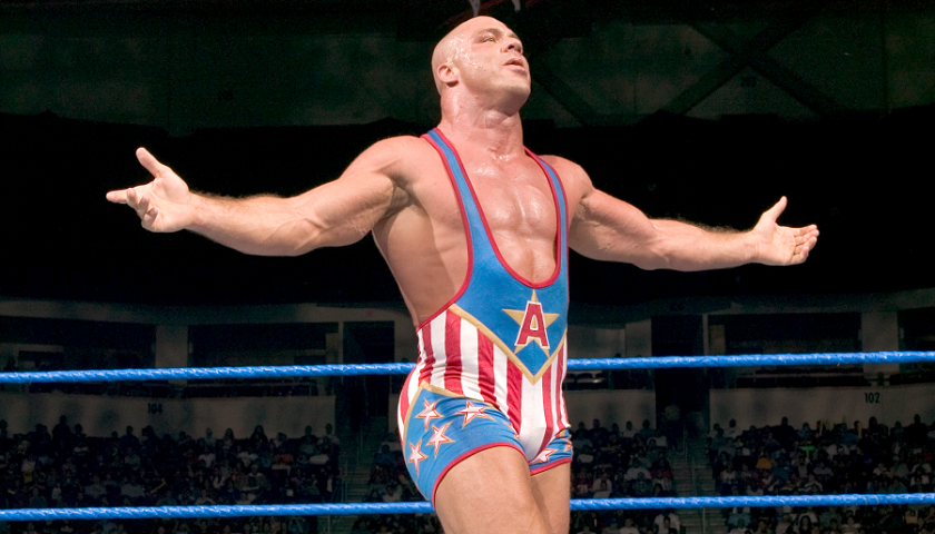 Kurt Angle:  UFC offered me 10 fights for $150,000 – WWE star recalls 1998 talks about entering MMA