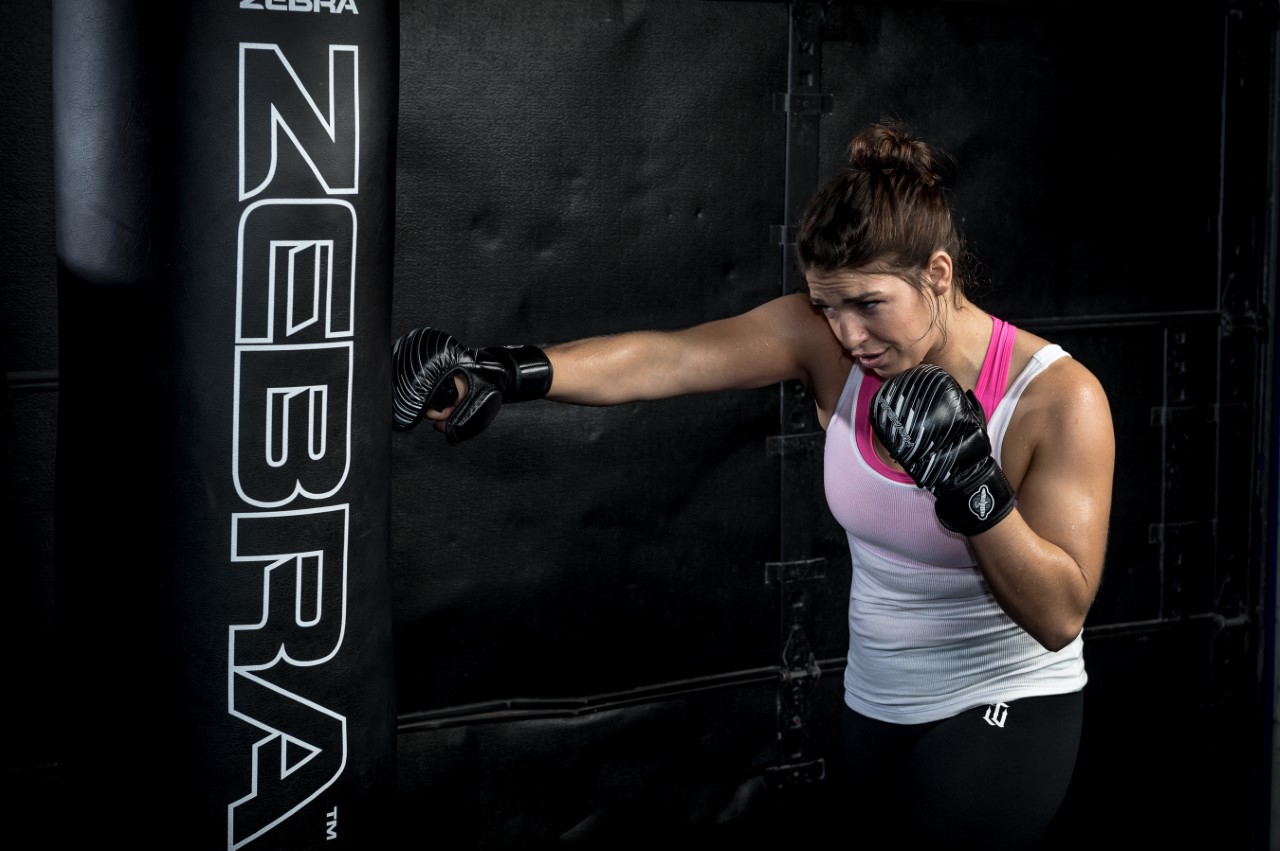 Zebra Athletics, Mackenzie Dern