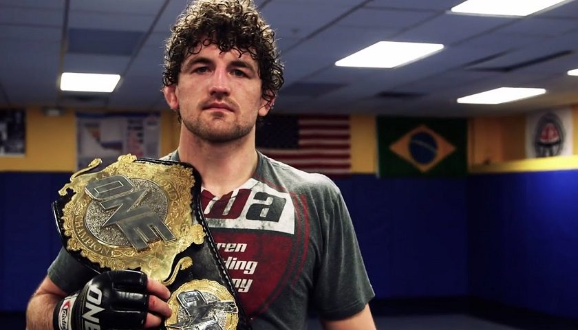 Numbers that defined the martial arts legacy of Ben Askren