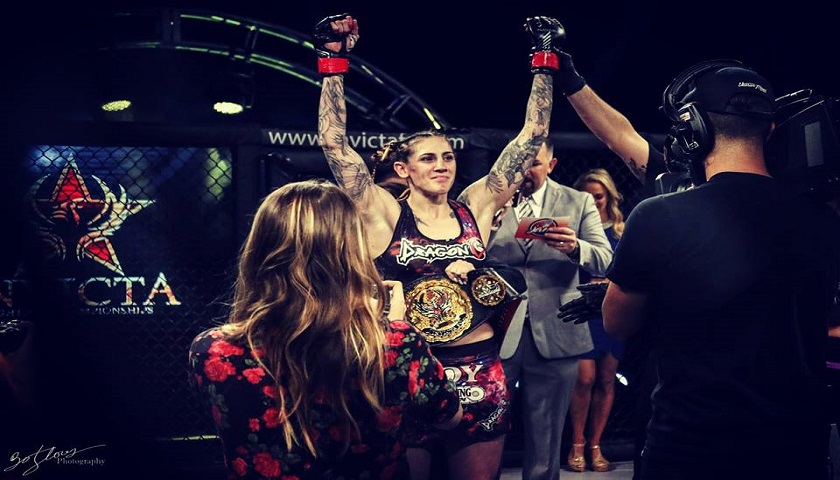 Invicta FC champ Megan Anderson questions if UFC really invested in women's 145-pound division