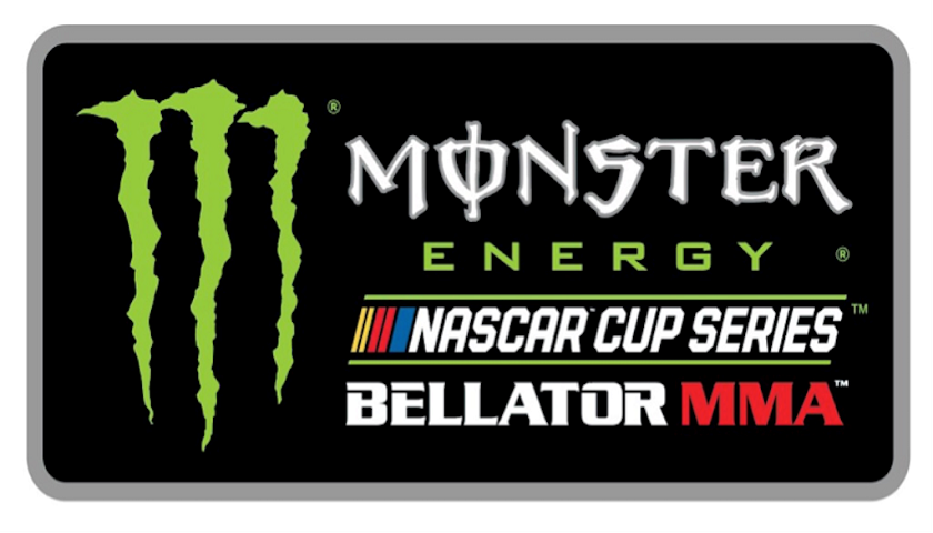 Bellator MMA partners with Monster Energy and NASCAR for race event fight series