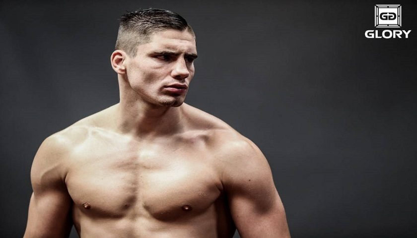 """The King Of Kickboxing"" Rico Verhoeven Signs To Remain With GLORY"