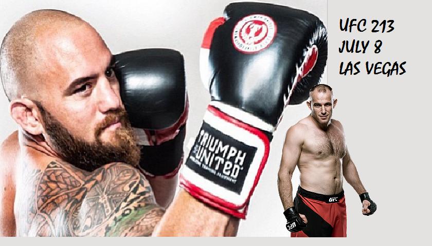 Aleksei Oleinik vs Travis Browne being targeted for International Fight Week