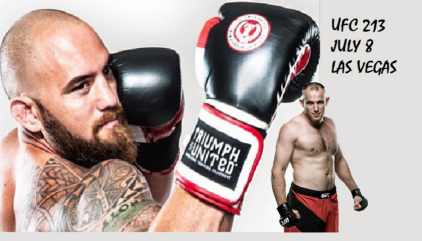 Aleksei Oleinik vs Travis Browne