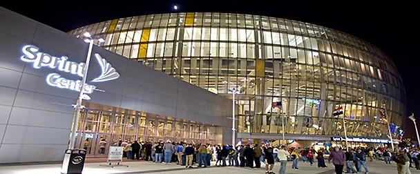 Sprint Center – Kansas City