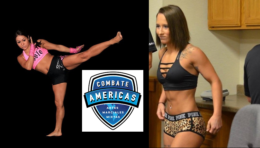 Combate Americas Adds Women's 105-Pound Bout, Alesha Zappitella vs Stephanie Alba to Combate 13
