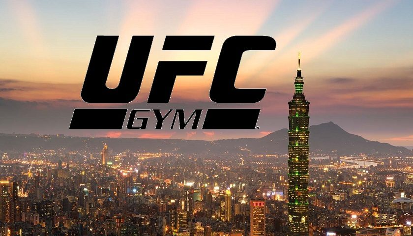 UFC Gyms to Open Throughout Taiwan