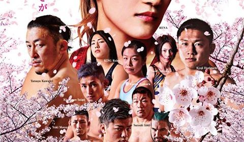 Rizin 2017 from Yokohama